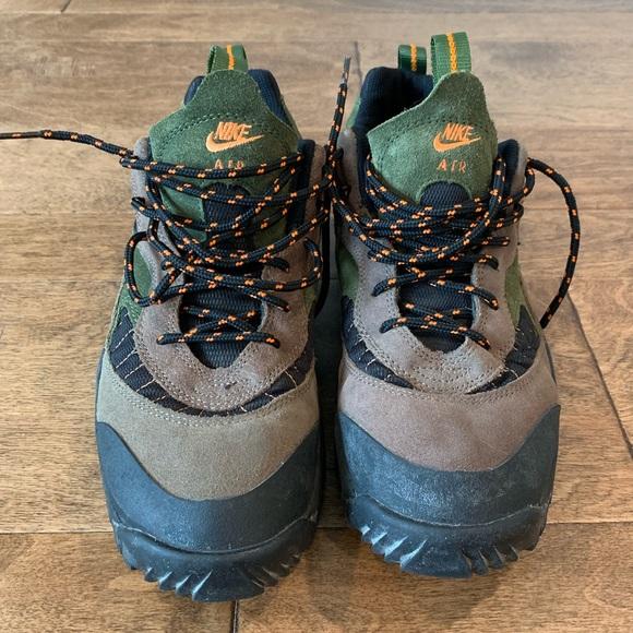 9d4b6d76fa Nike ACG Shoes | Vintage Mens Hiking Boots Sz 12 | Poshmark